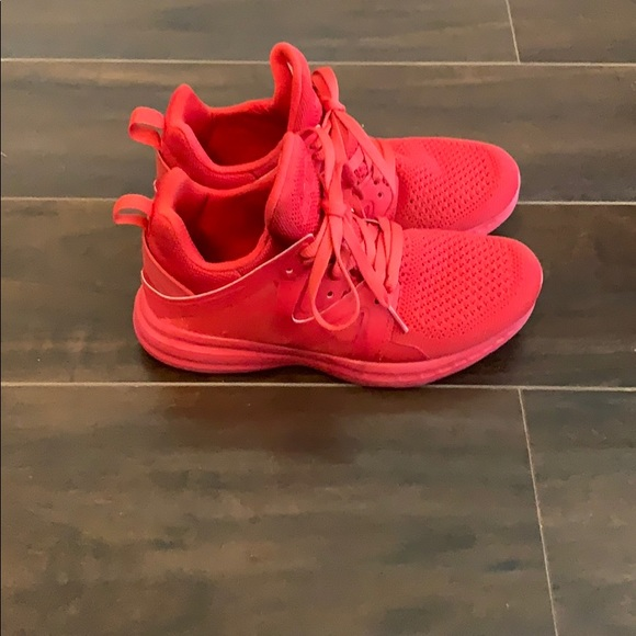 APL Shoes | Apl Womens Ascend Redred 7